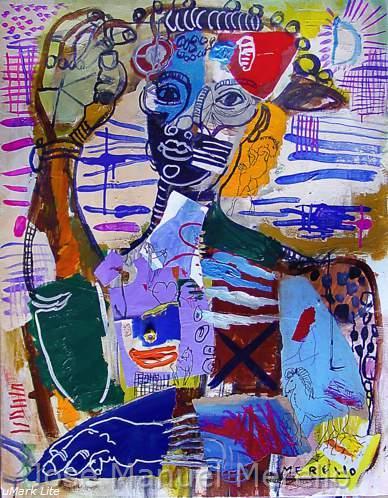 Le cheval et le taureau dans la peinture moderne du le xxi for Art contemporain artistes
